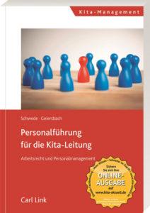 Personalführung für die Kita-Leitung - Joachim Schwede